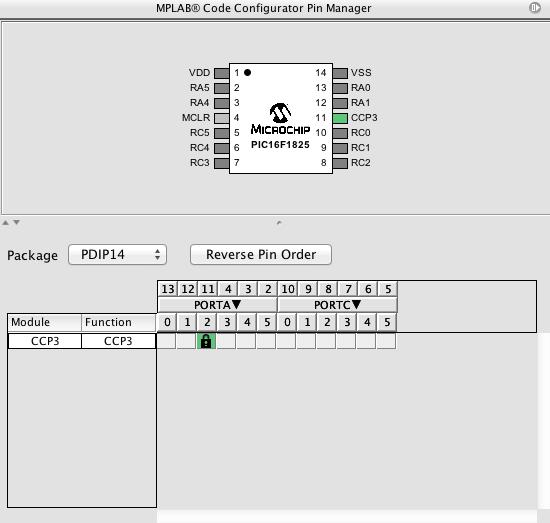 10-Bit PWM MPLAB Code Configurator Example - Developer Help