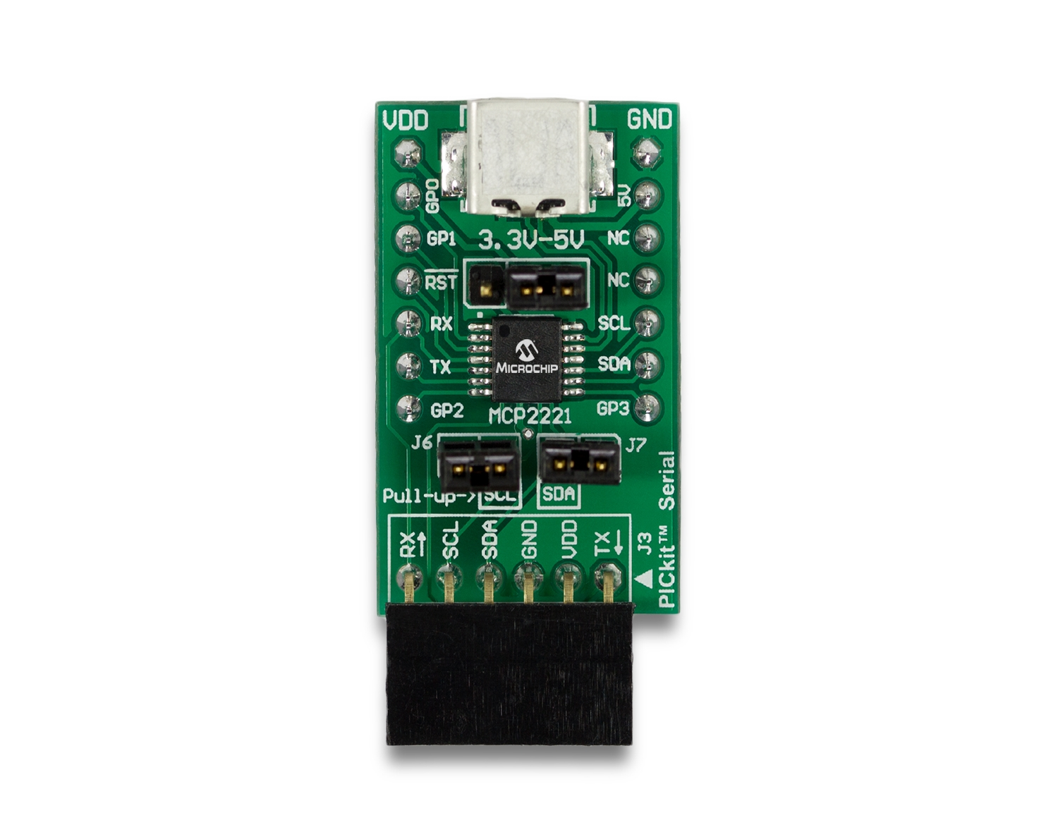 MCP2221 Breakout Module - Developer Help