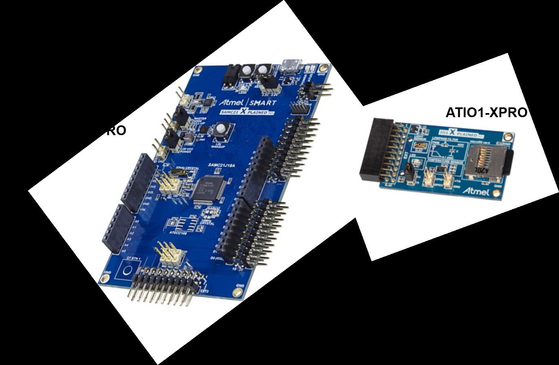 SAM C21 Sigma-Delta ADC Example Project - Developer Help