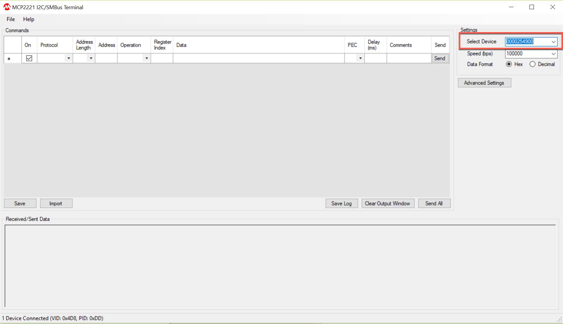 SAM D21 SERCOM I²C Slave Example Project - Developer Help
