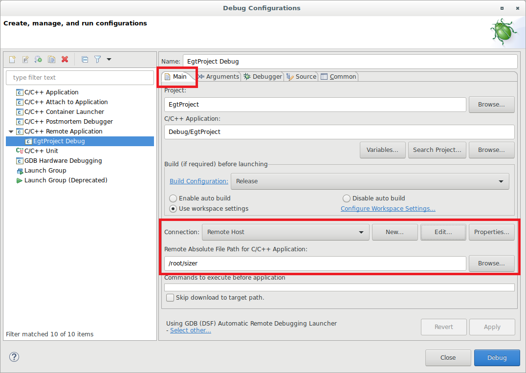 sizer_debug_configuration.png
