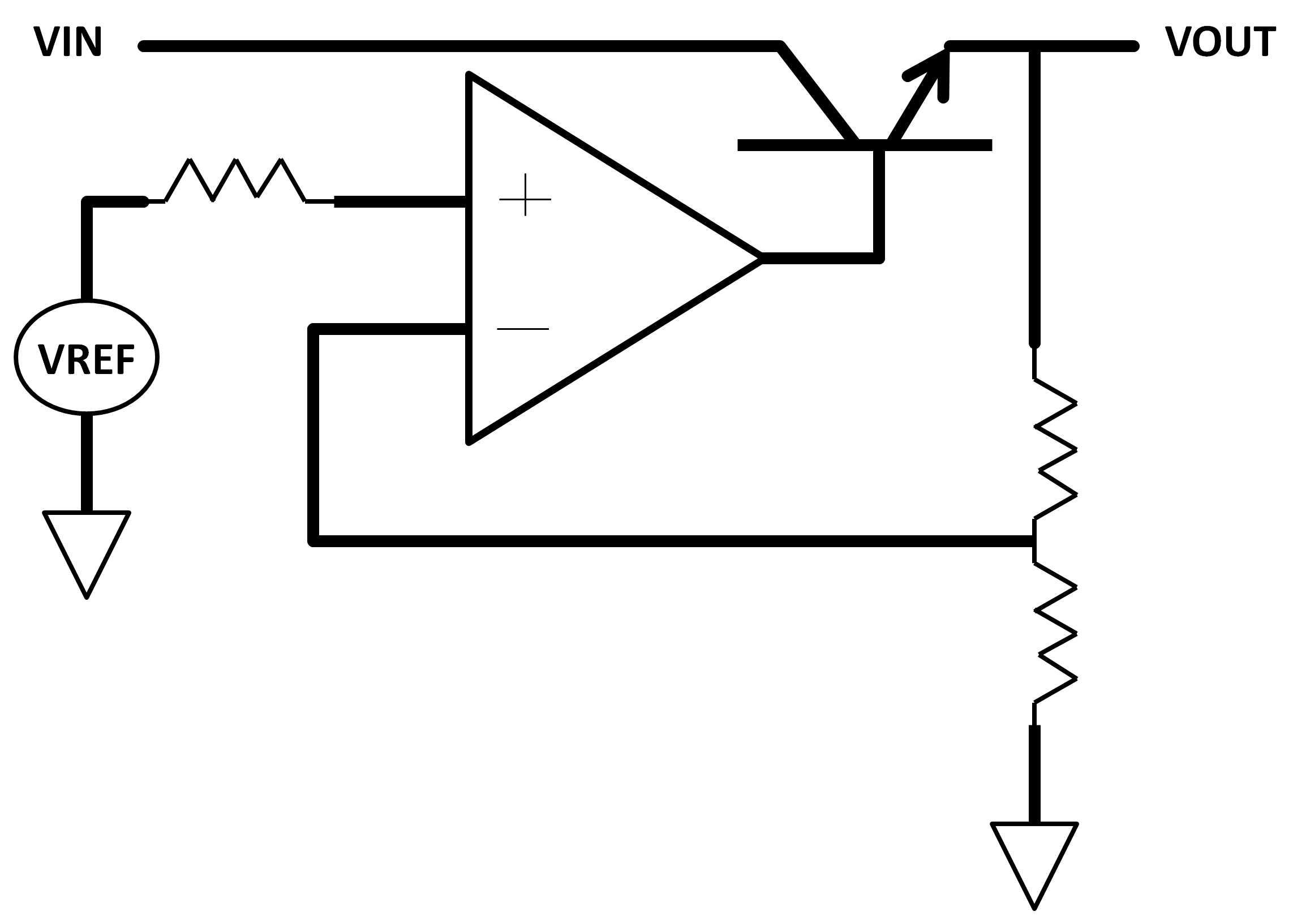 Series Regulator Developer Help Linear Integrated Circuit Questions And Answers Voltage Limiter Opamp