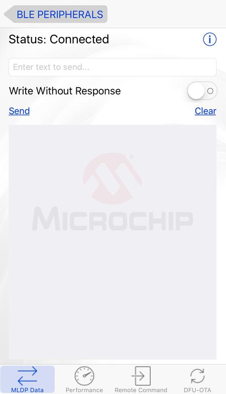 BM70 Transparent UART Demo (Tera Term) - Developer Help