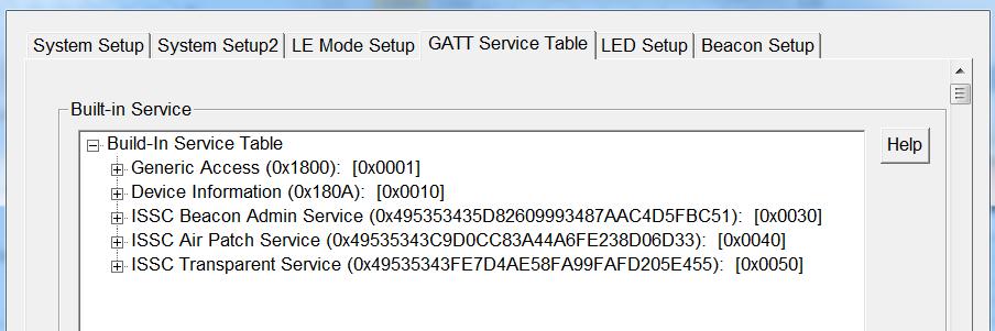 BM70 Operating Modes - Developer Help