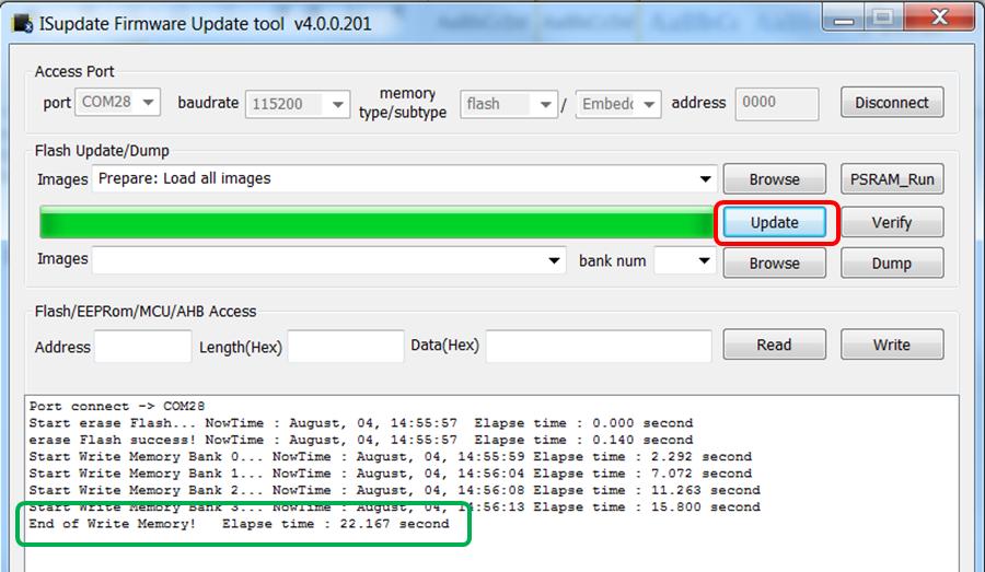 RN4870 Firmware Upgrade - Developer Help