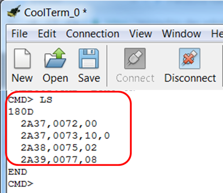 Updating Server Characteristics on the RN4870 - Developer Help