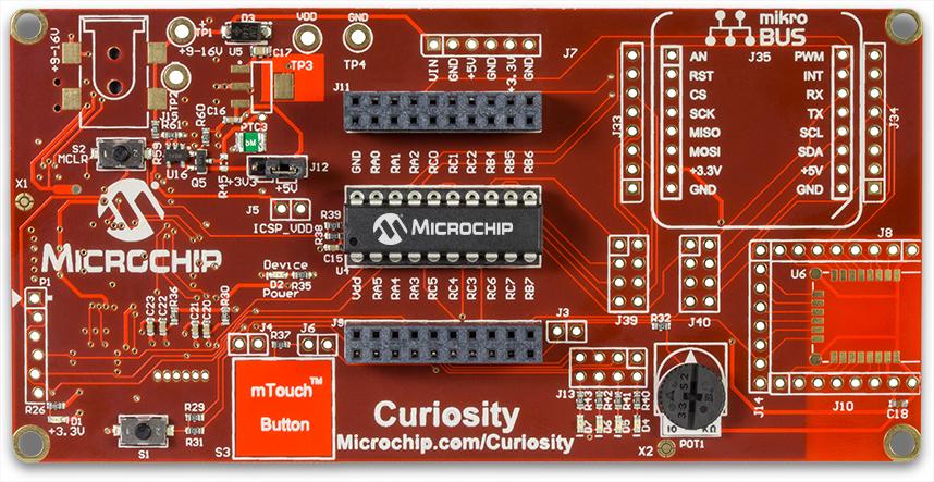 Curiosity Board Training Videos - Developer Help