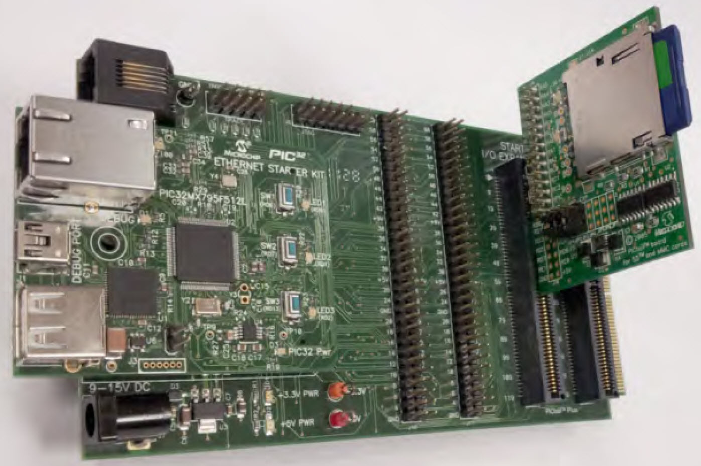 Board Support Package (BSP) for MPLAB® Harmony - Developer Help