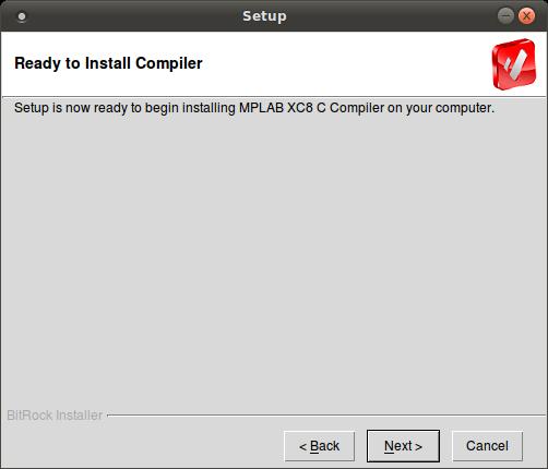 Installing MPLAB® XC8 C Compiler - Developer Help