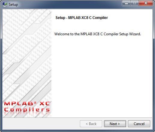 mplab xc8 compiler keygen