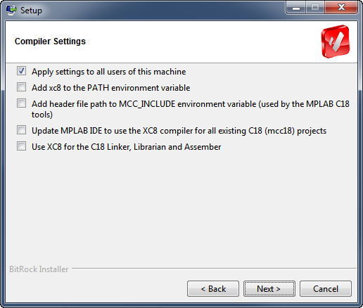 installing mplab xc8 c compiler developer help rh microchipdeveloper com