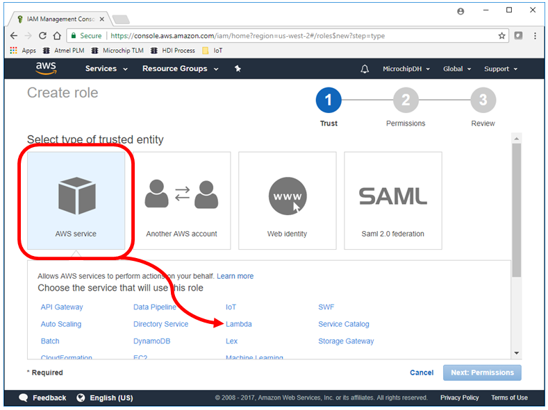 Zero Touch Secure Provisioning Kit for AWS IoT - Developer Help