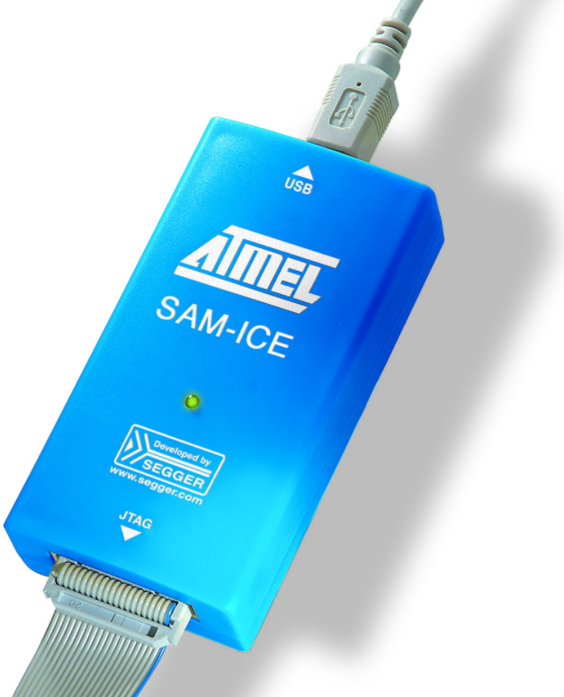 SAM-ICE™ JTAG Emulator - Developer Help