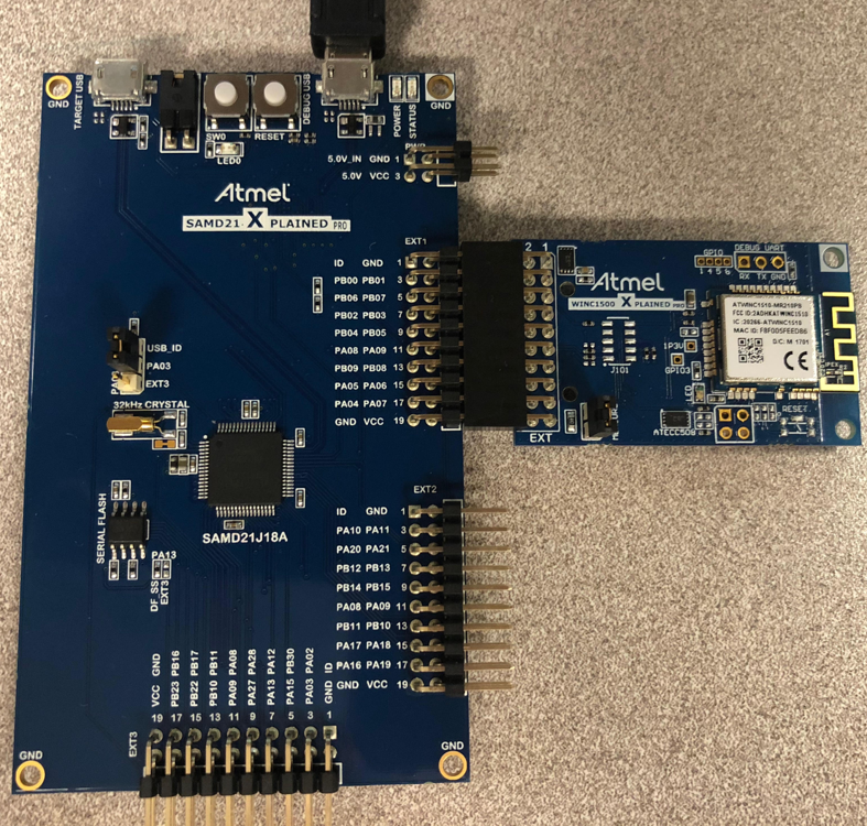 WINC1500 Scan for and Connect to Available APs - Developer Help