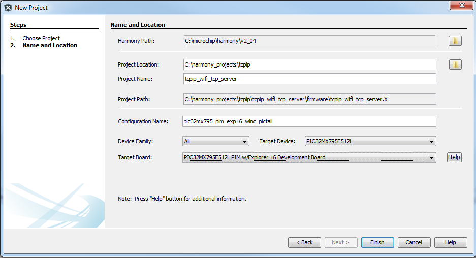 Creating Wi-Fi and Ethernet Applications Using MPLAB