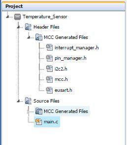 I2C to EMC1001 Temp Sensor using MCC - Developer Help