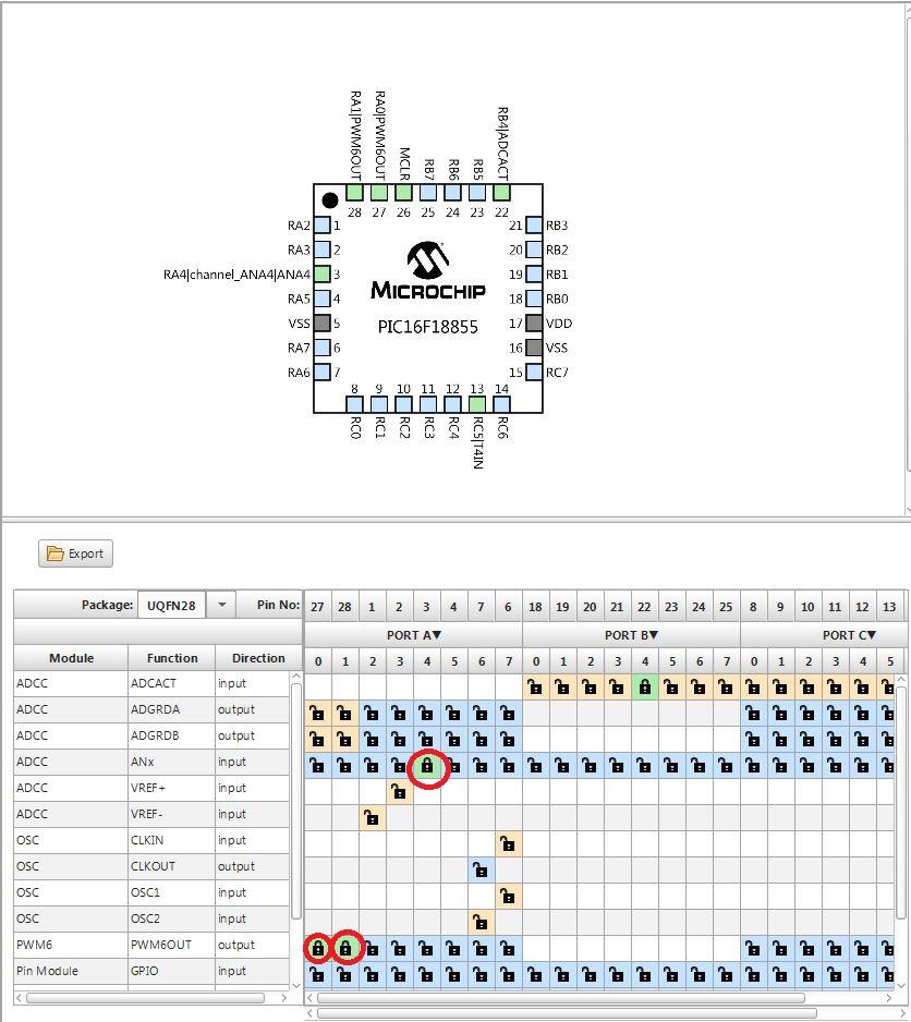 LED Control Using Potentiometer - Developer Help