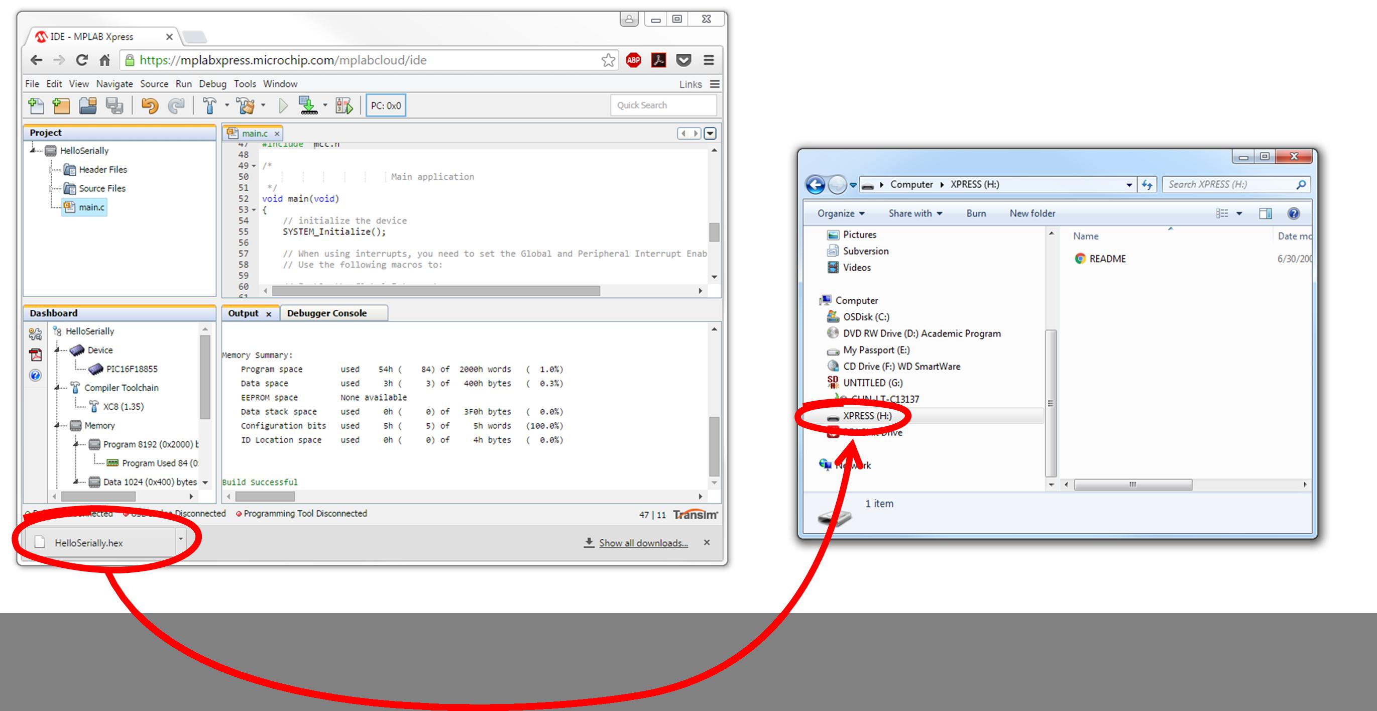 Code Free Switch Debounce using TMR2 with HLT - Developer Help
